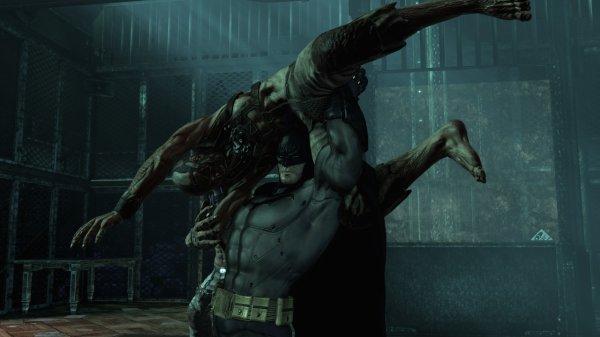 Test Batman Arkham Asylum (360)