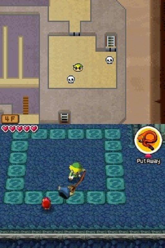 The legend of Zelda: Spirit Tracks
