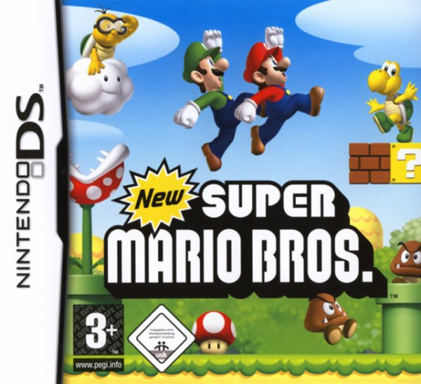 Test New Super Mario Bros DS