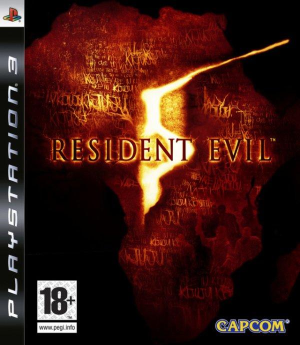 TEST RESIDENT EVIL 5 PS3