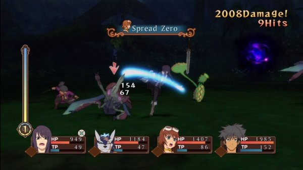 Test Tales Of  Vesperia