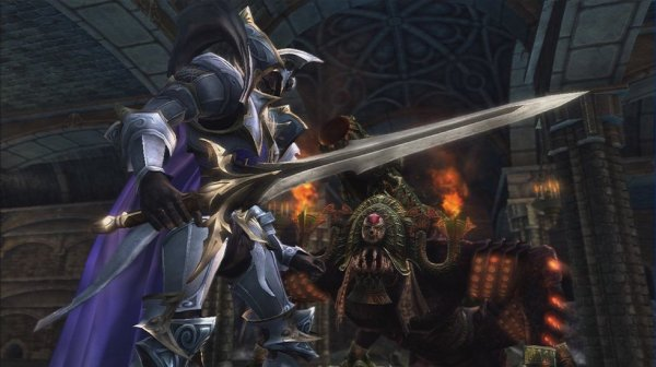 TEST White Knight Chronicles PS3