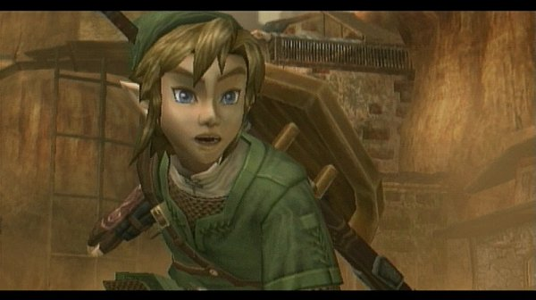 The legend of Zelda : Twilight Princess