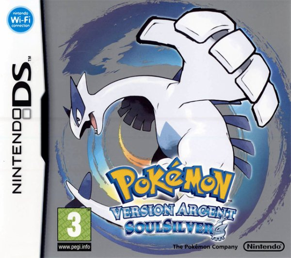 Test Pokemon Argent Soulsilver / Or Heartgold