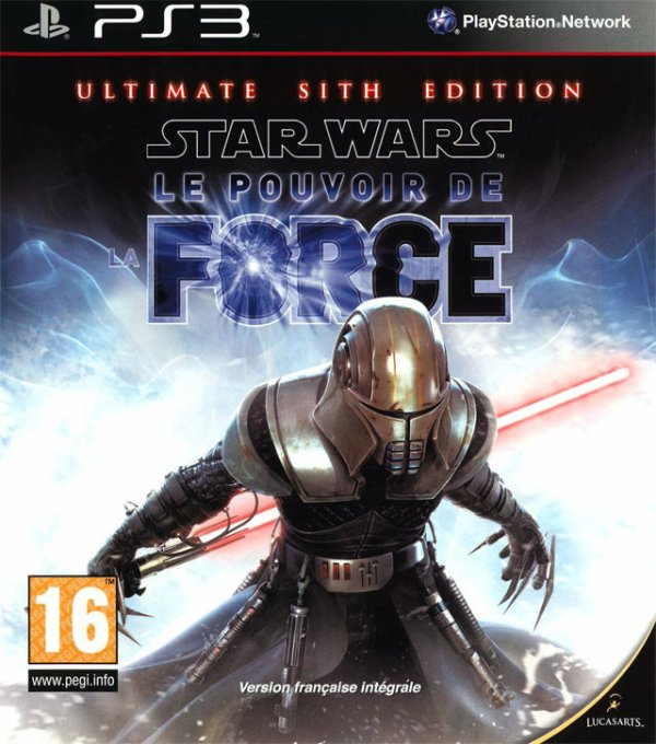 TEST STAR WARS : LE POUVOIR DE LA FORCE ULTIMATE SITH EDITION