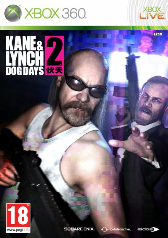 TEST KANE ET LYNCH 2: DOGS DAY