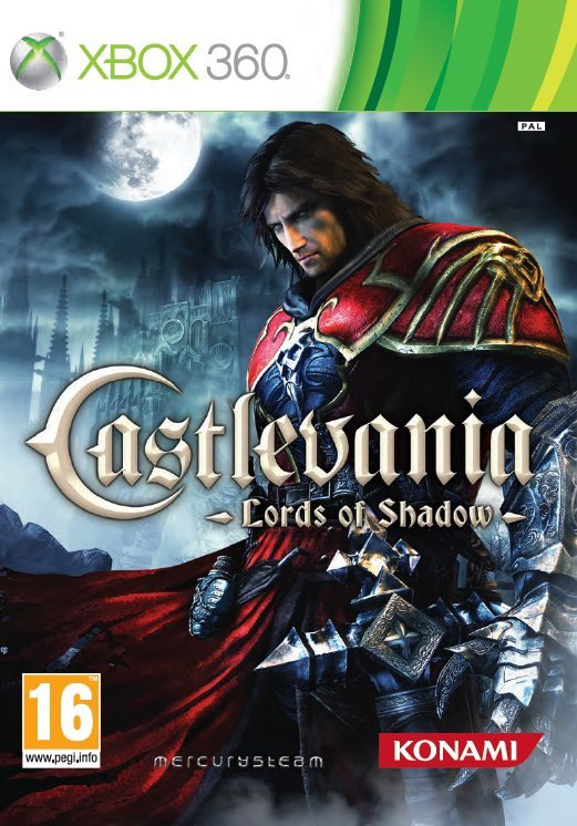 TEST CASTLEVANIA LORD OF SHADOW