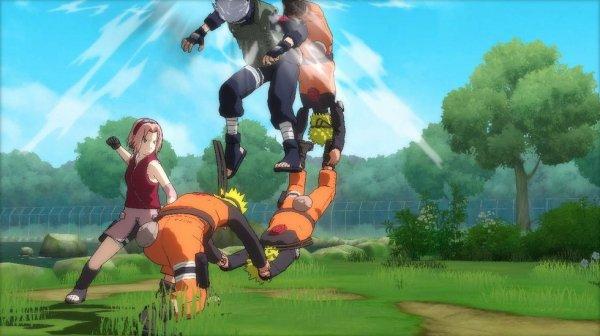Test Naruto Shippuden Ultimate Ninja Storm 2