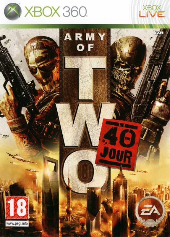 TEST ARMY OF TWO LE QUARANTIEME JOUR