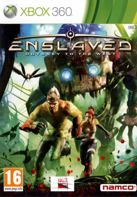 TEST ENSLAVED : ODYSSEY TO THE WEST (360)