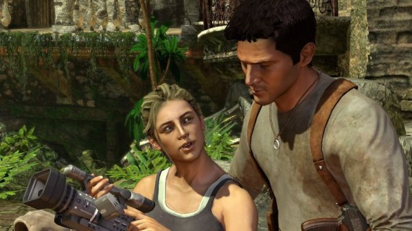 TEST UNCHARTED: Drake's Fortune PS3