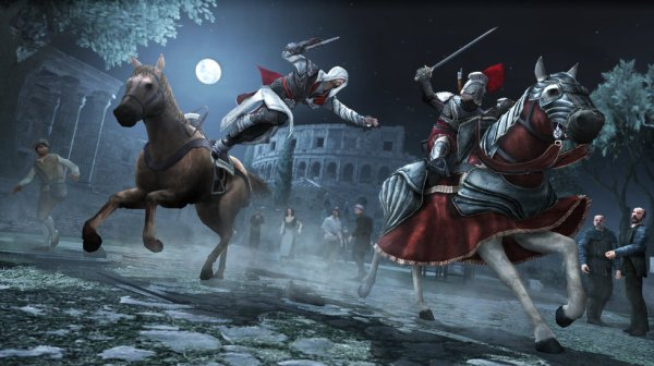 TEST ASSASSIN'S CREED BROTHERHOOD (360)