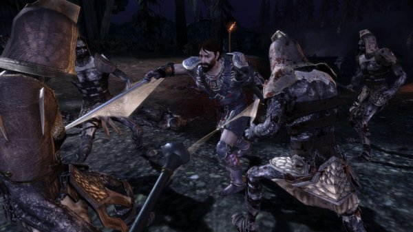 Test Dragon age Origins