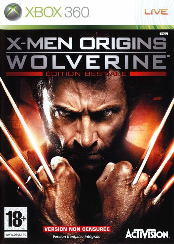 TEST X-Men Origins : Wolverine (360)