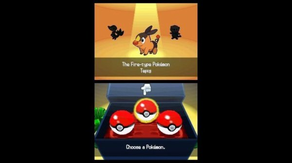 Test pokemon Noire/Blanche