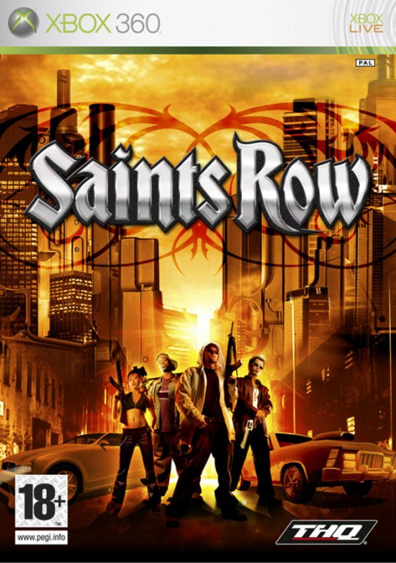 Test Saint's Row sur Xbox 360.