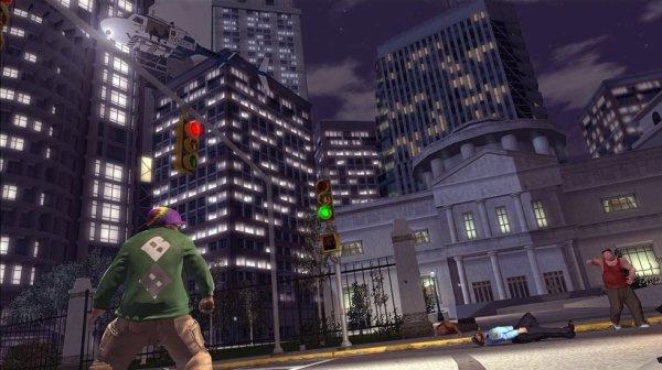 Test Saint's Row sur Xbox 360.
