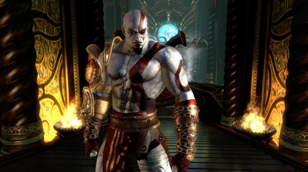 Test God Of War 3 (PS3)