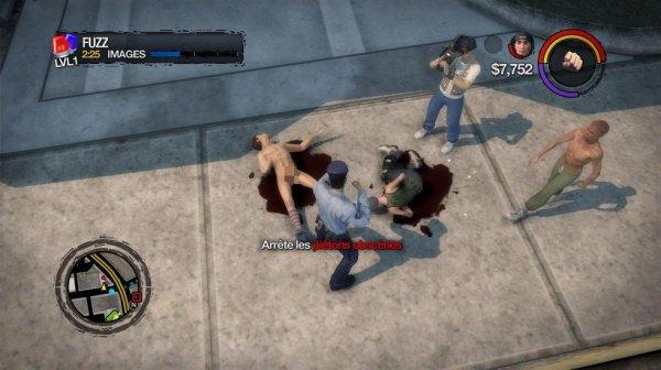 Test Saint's Row 2 sur Xbox 360
