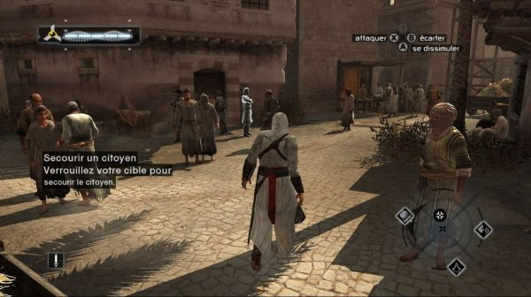 Test Assassin's Creed (360)