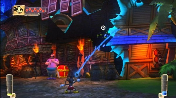 TEST EPIC MICKEY
