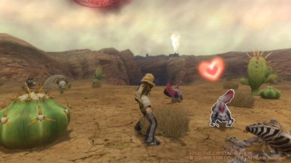 Test Final Fantasy Crystal Chronicles: The Crystal Bearers