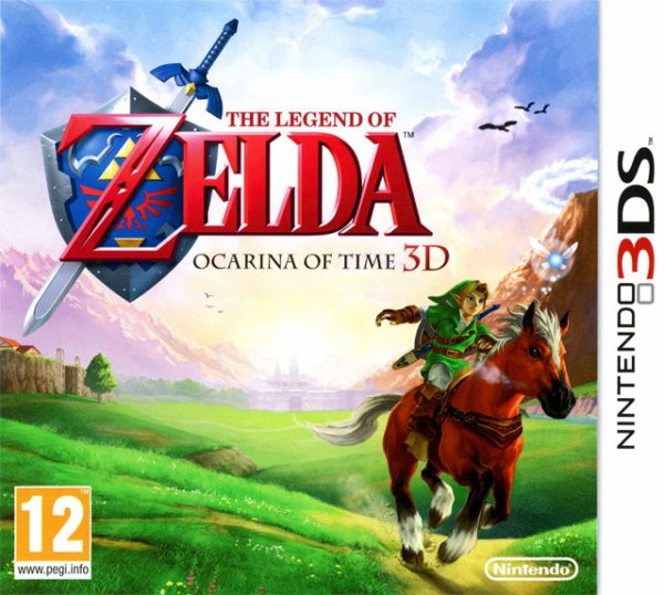 Test The legend of Zelda: Ocarina of Time 3D