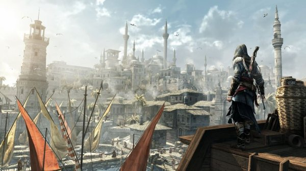 Test Assassin's Creed Revelations