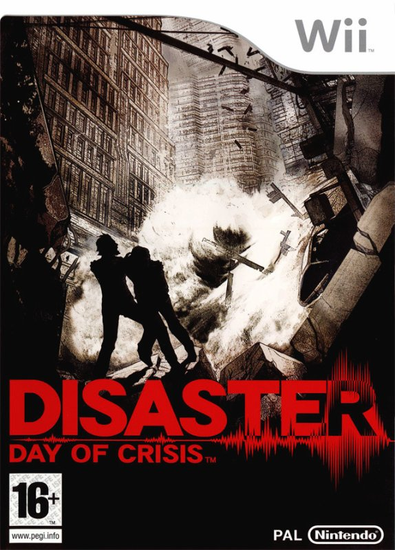 Test Disaster Day of Crisis