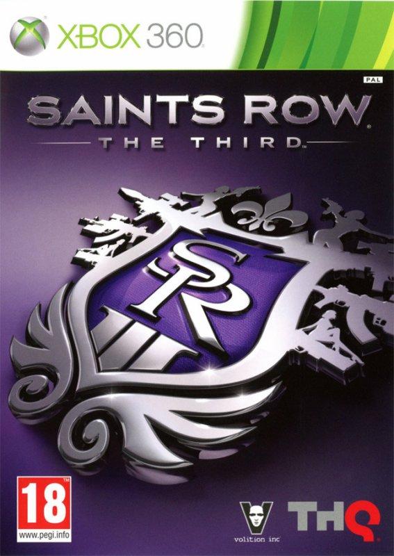 Test Saints Row: The Third (360)