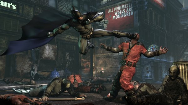 Test Batman Arkham City (PS3)