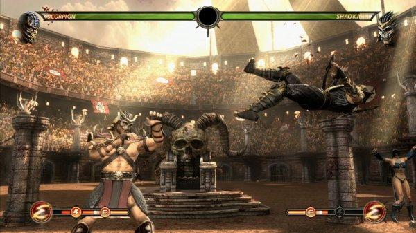 Test Mortal Kombat (360)