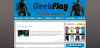 Ouverture site web Geekplay.fr