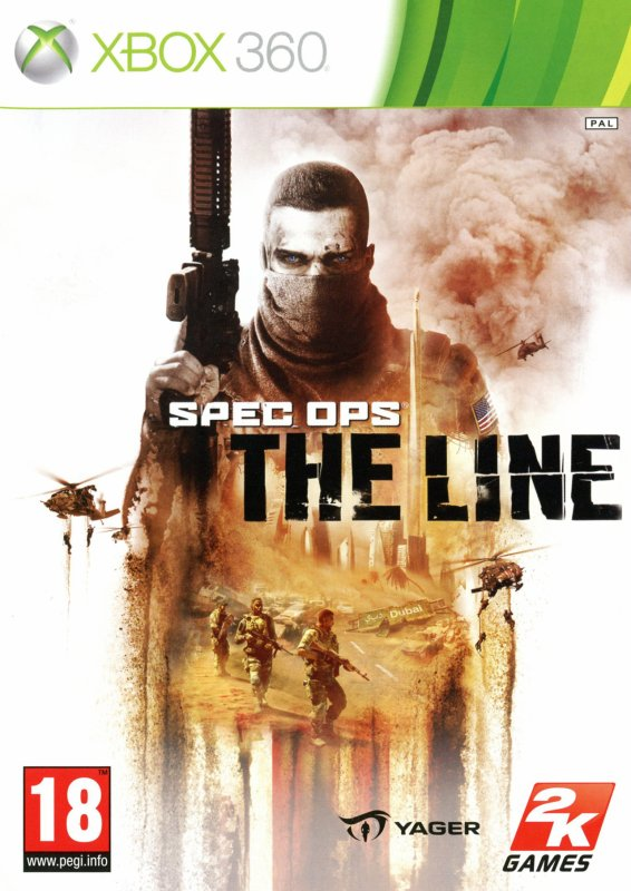 Test Specs Ops: The Line, quand la guerre mène à la folie, quand la folie mène à la haine ... quand la haine mène à la mort.