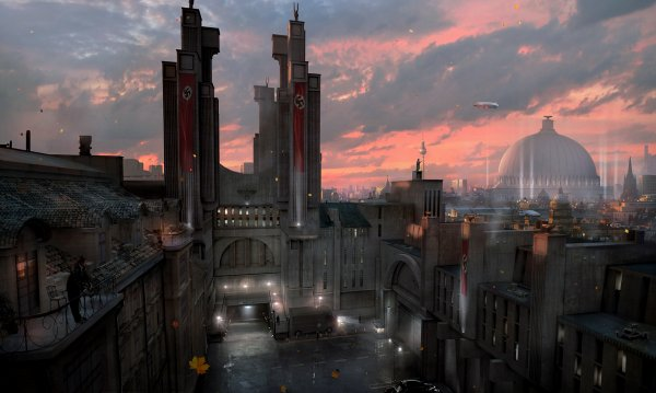 Let's Play  - Wolfenstein: The New Order  - Des Mechas en 1946?