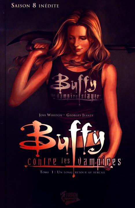 buffy  saison 8 tome 1
