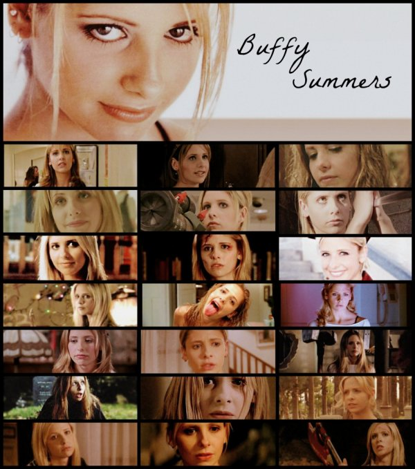 buffy summers in love <3