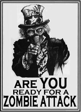 Challenge Zombie Attack| Je suis une légende
