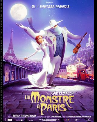 Un monstre à Paris _______________________________________________________________________________________Bande-annonce
