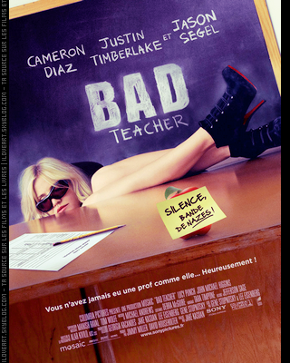 Bad Teacher _____________________________________________________________________________________________Bande-annonce