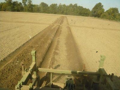 Préparation terrain