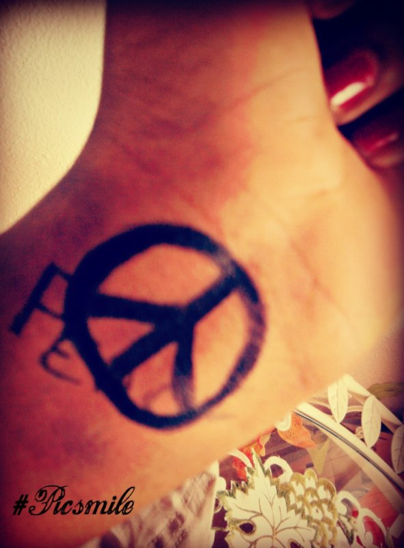 # Love and Peace