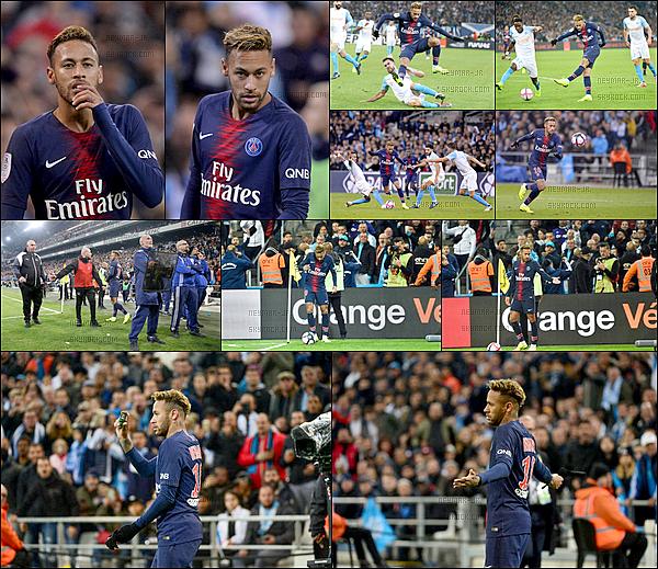 28 Octobre 2018 : ▬ LeParis Saint-Germain se déplaçait à Marseille à l'occasion de la onzième journée de Ligue1. (0-2) Paris s'est imposé 2-0 au Vélodrome grâce à Mbappé, à peine quelques minutes après son entrée à l'heure de jeu, et Draxler en toute fin de partie.