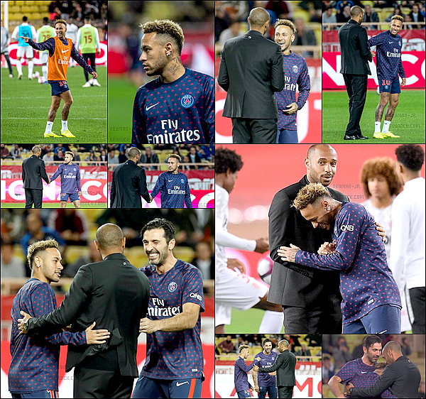 11 Novembre 2018: ▬Le PSG se déplaçait àMonaco ce dimanche à l'occasion de la 13ème journée de Ligue 1. (0-4) Les parisiens tiennent donc leur treizièmevictoire. Cavani s'est offert un triplé et Neymar a ensuite inscrit le quatrième but sur un penalty.