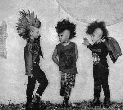 Punk's nor dead!