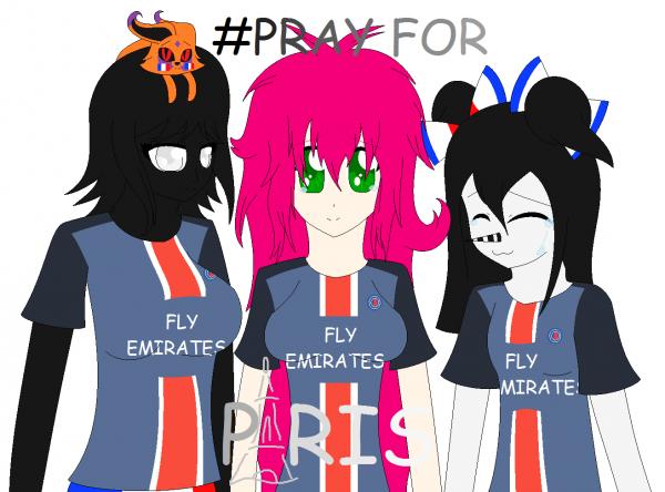PRAY FOR PARIS !!!