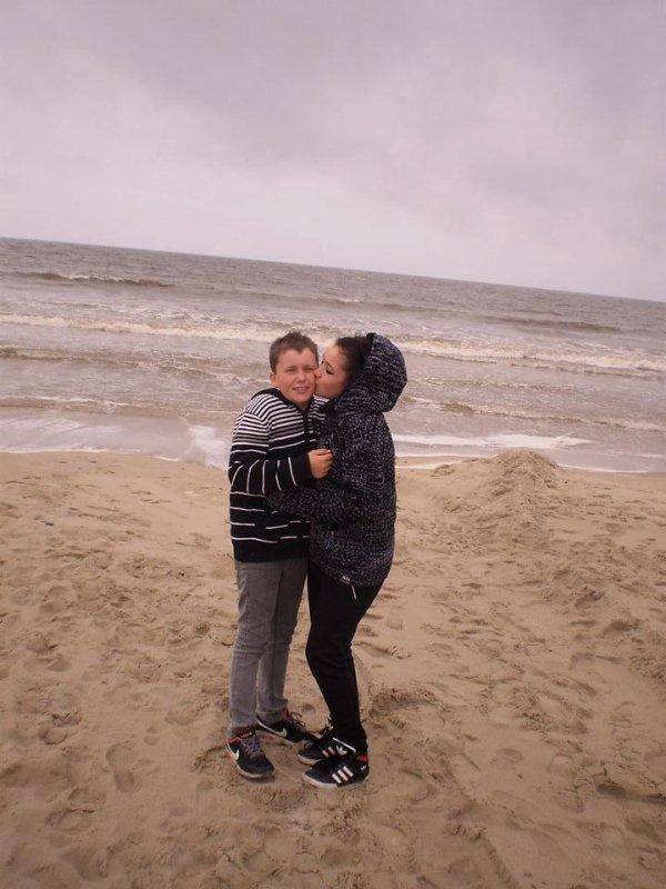 moi et mon frere =)
