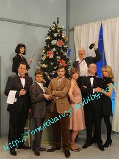 13 à Table Pièce du Télévie 2011