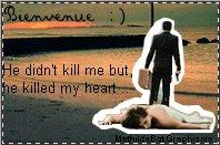 Cupidon m'as brisé le coeur !