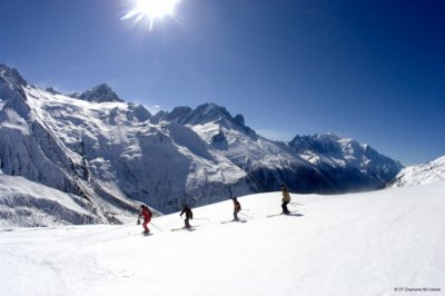 La Course Chamonix-Zermatt, le record battu !